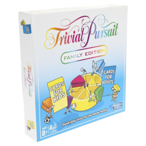 Trivial Pursuit Family Edition