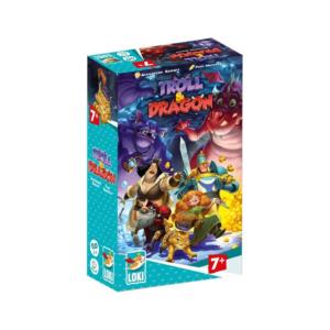 Troll & Dragon Board Game