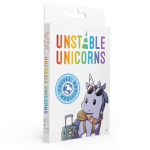 Unstable Unicorns Trabel Edition Card Game