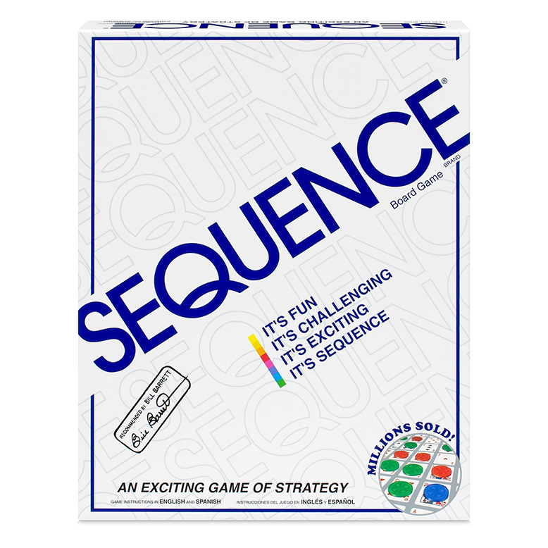 sequence card game