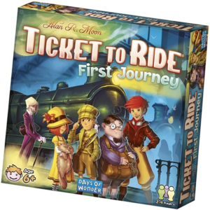 ticket to ride first journey us board game