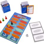 Balderdash Board Game Contents