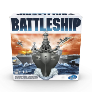 Battleship Naval Battle Classic Board Game