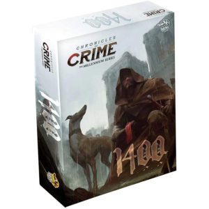 Chronicles of Crime 1400 Board Game