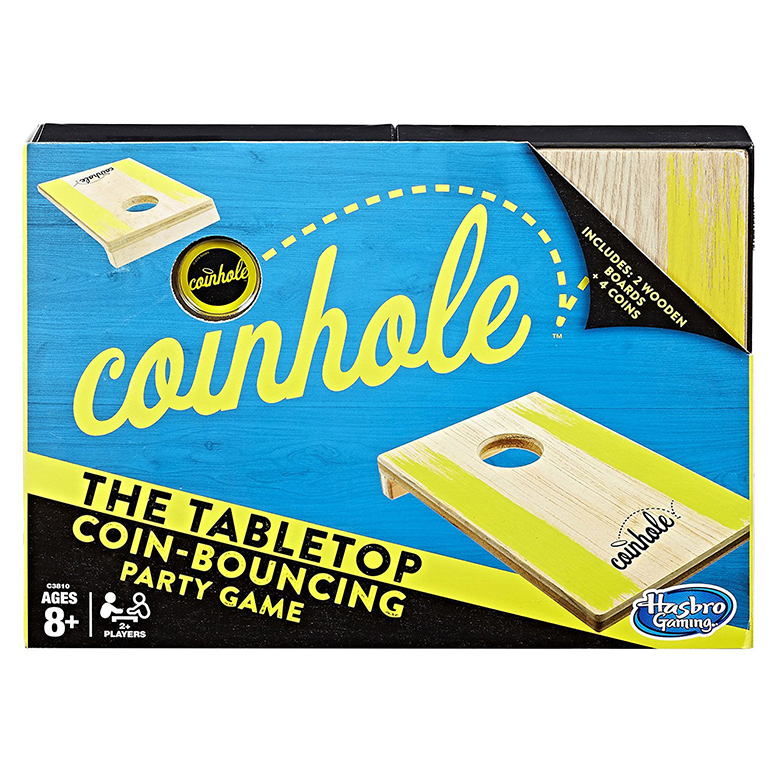 Coinhole Party Game
