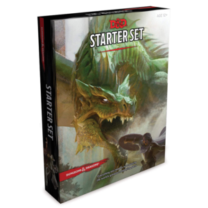 Dungeon & Dragons Starter Set