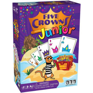 Five Crowns Junior Childrens Card Game