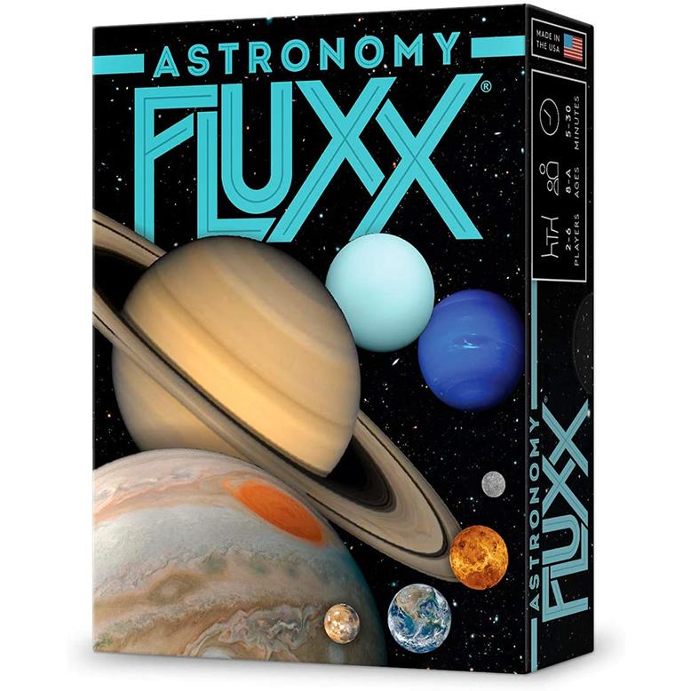 Fluxx Astonomy Card Game