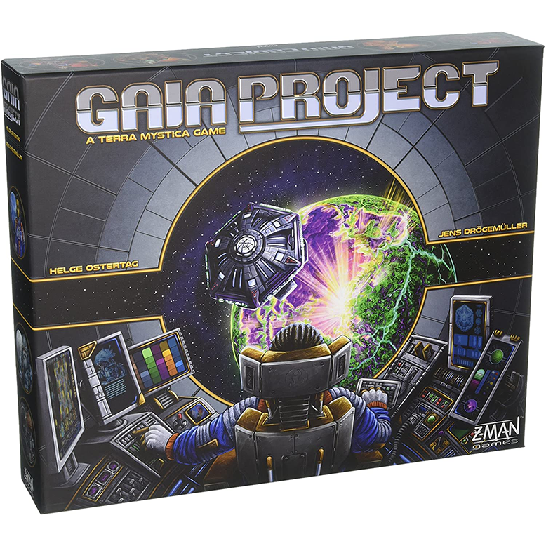 Gaia Project The Board Game