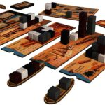 Imhotep Board Game Contents