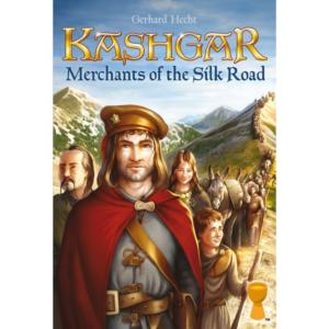 Kashgar Merchants of The Silk Road Board Game
