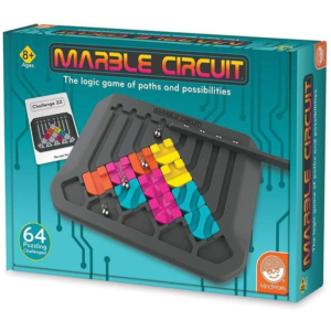Marble Curcuit Puzzle Game