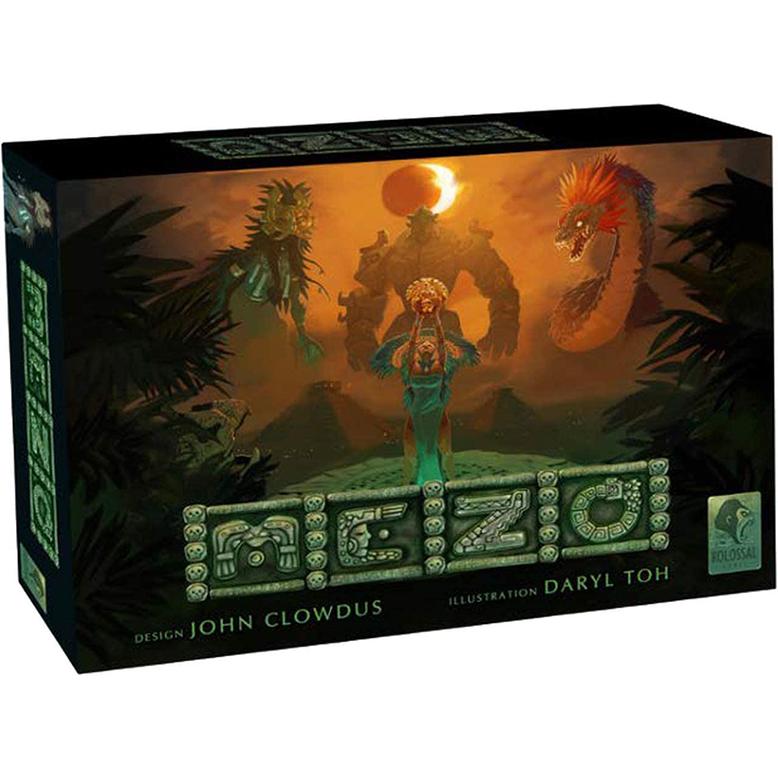 Mezo Board Game