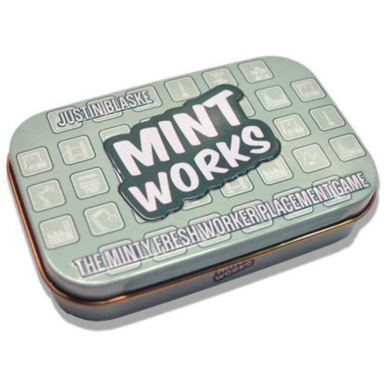 Mint Works Card Game