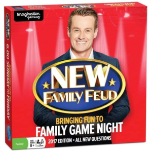 New Family Feud Board Game