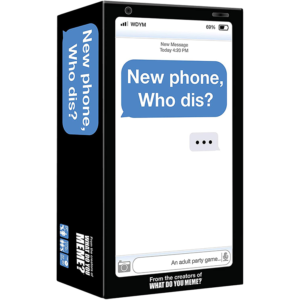 New Phone, Who Dis? Party Game