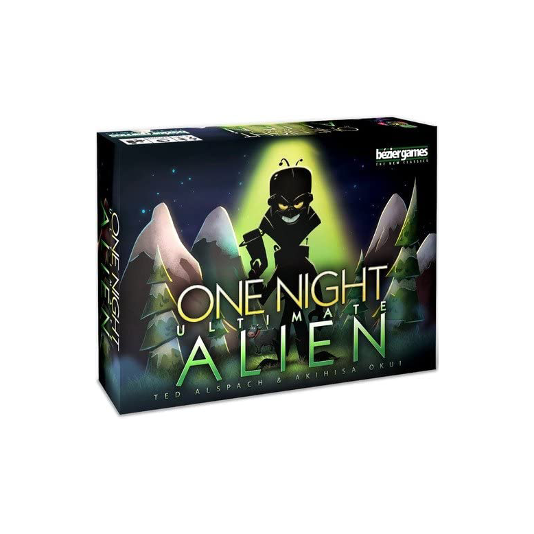 One Night Ultimate Alien Party Game