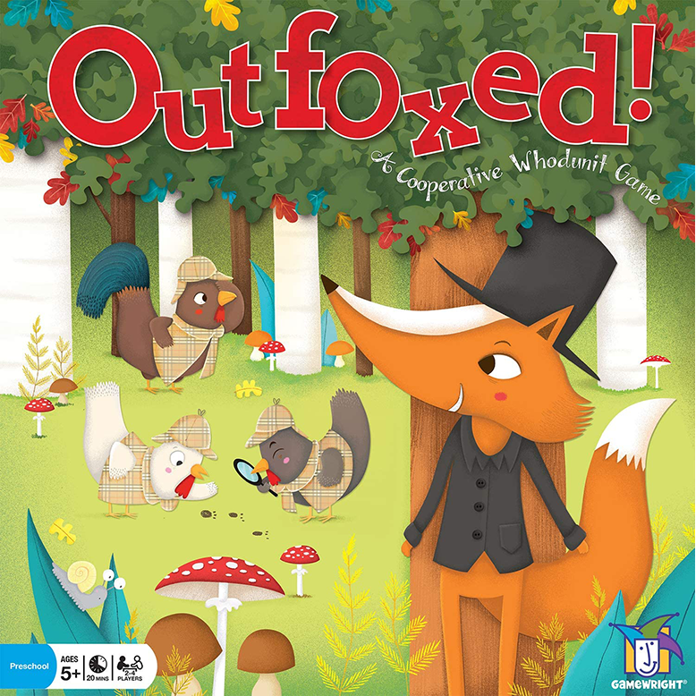 Outfoxed! Children's Board Game