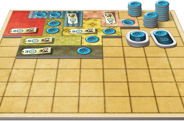 Patchwork Board Game Board