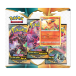 Pokemon-TCG-Sword-and-Shield--Darkness-Ablaze-3-Booster-Packs,-Coin-&-Flareon-Promo-Card