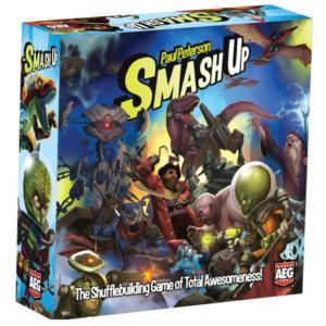 Smash Up Board Game