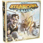 Steampunk Rally Board Game