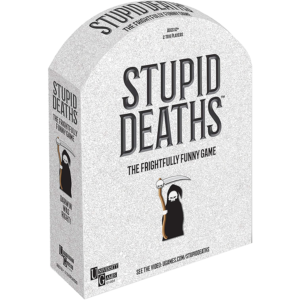Stupid Deaths Party Game