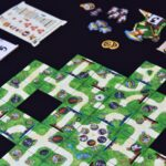 The One Hundred Torii Board Game Contents