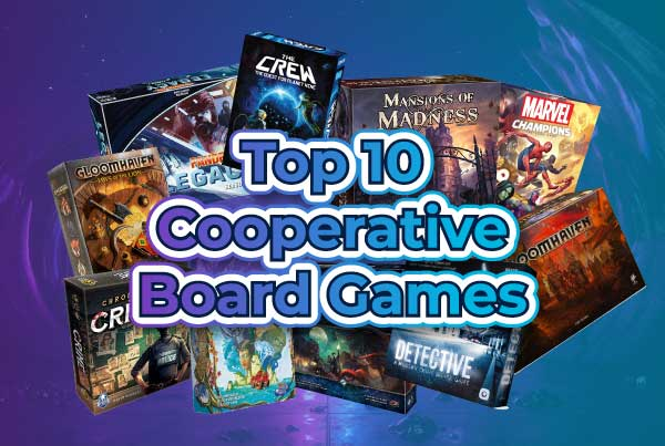Top 10 Cooperative Board-Games
