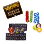 Werewords Deluxe Edition Board Game Contents