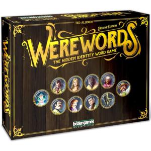 Werewords Ulitmate Edition Board Game