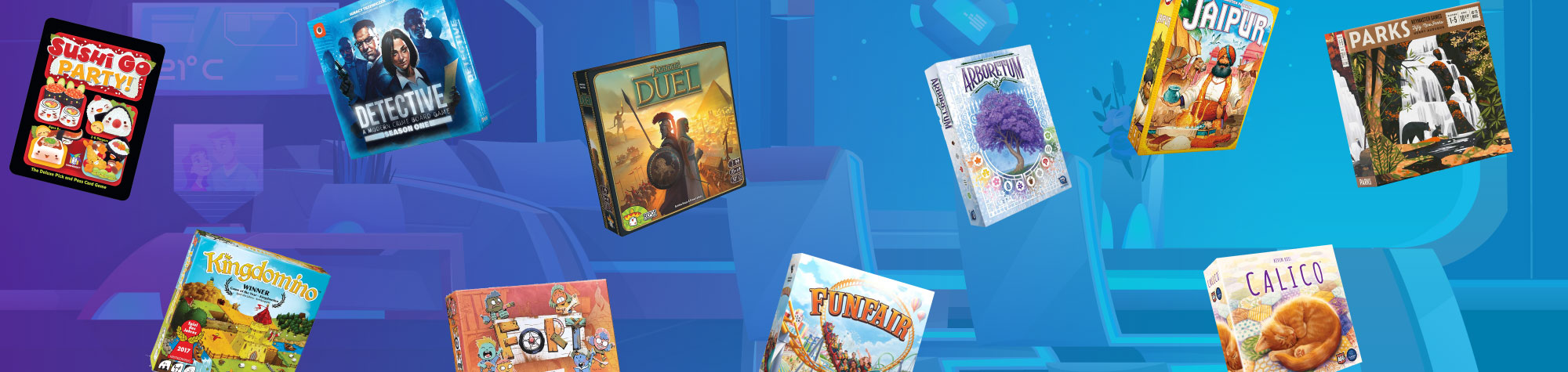 Board Games for Couples & Date Nights