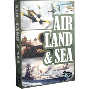 Air Land & Sea Card Game