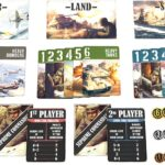 Air Land & Sea Game Cards