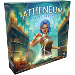 Atheneum Mystic Library Board Game