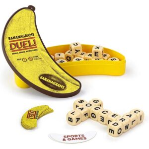 Bananagrams Duel Contents