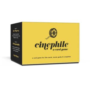 Cinephile Card Game