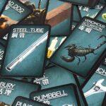 Deception Murder in Hong Kong Cards