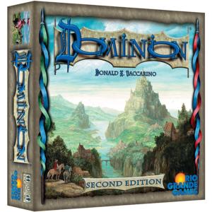 Dominion Second Edition Board Game