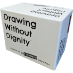 Drawing without Dignity Adult Game