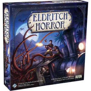 Eldritch Horror Board Game