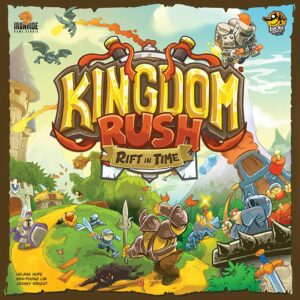 Kingdom Rush Rift in Time Board Game