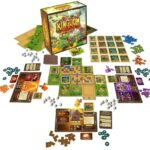 Kingdom Rush Rift in Time Board Game Contents