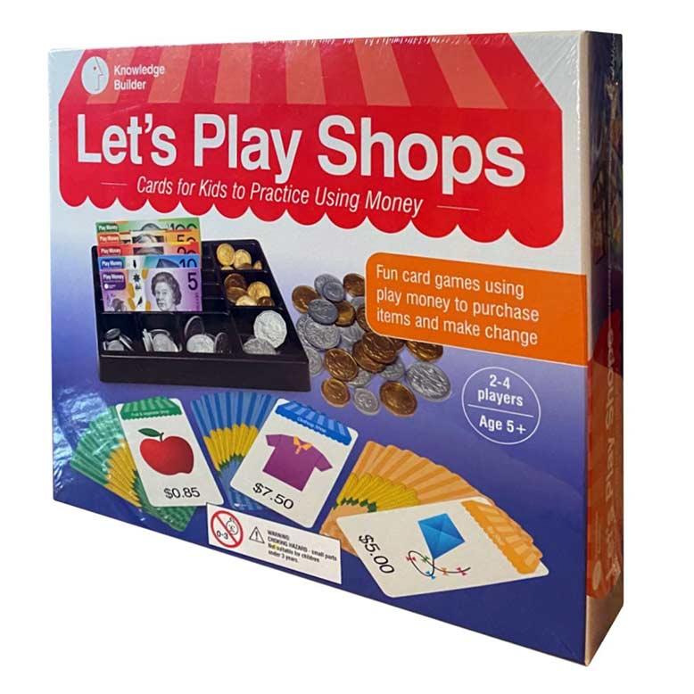 Lets Play Shop