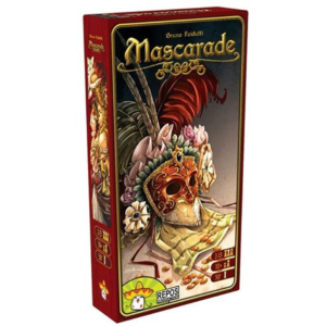 Mascarade Party Game