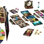 Mysterium Board Game Contents