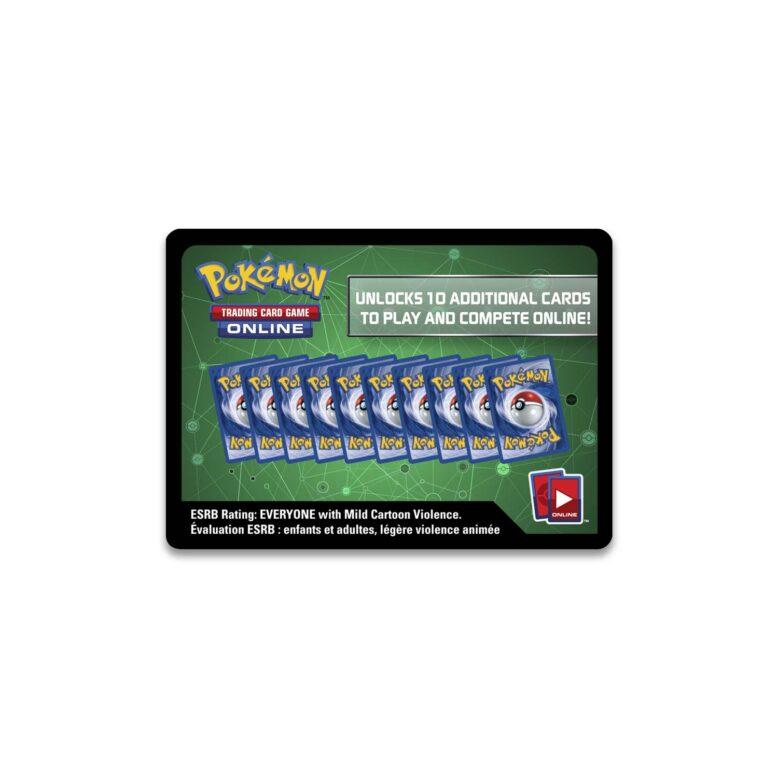 Pokemon TCG Online Code Card