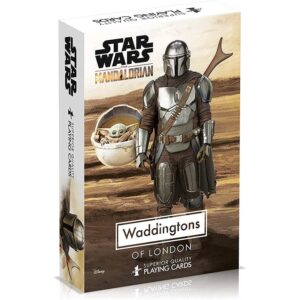Playing Cards The Mandalorian