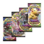 Pokemon TCG Alakazam V Box Boosters