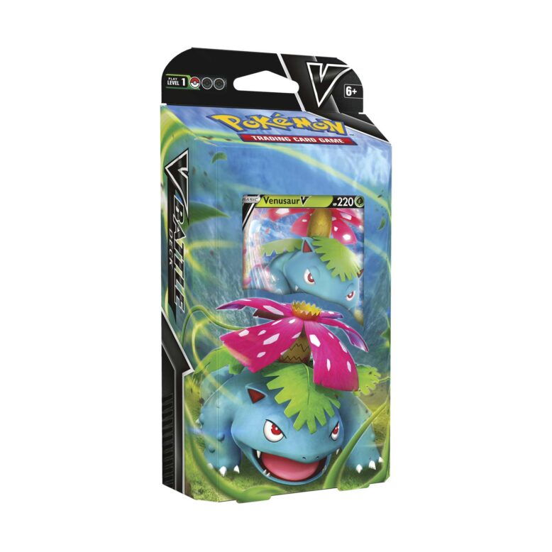 Pokémon TCG Venusaur V Battle Deck